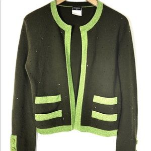 Chanel Cashmere Cardigan sweater